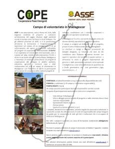 Campo Madagascar